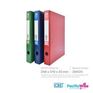 CBE 2O Ring File PVC 2D635