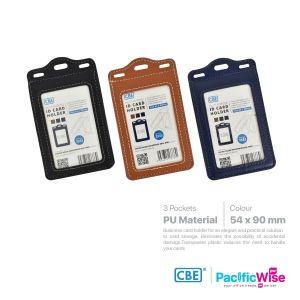 CBE Card Holder PU & Multi Purpose