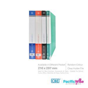 CBE Clear Holder Files