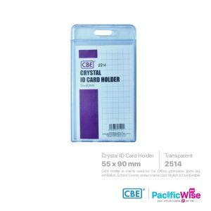 CBE Card Holder Crystal Soft Material
