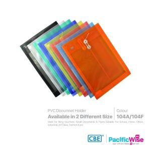 CBE Envelope File With String Tie (Large Capacity)
