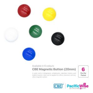 CBE Magnetic Button 20mm