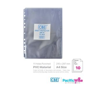 CBE Sheet Protector Thick PVC 306A