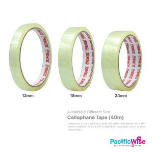 Cellophane Tape (40m)