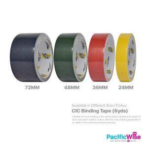 CIC Binding Tape (6yds)