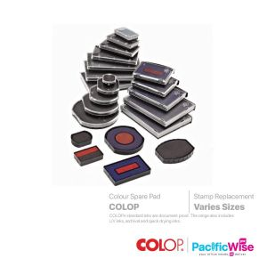 Colop Spare Pad (Round/Oval)