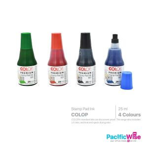 Colop Stamp Pad Refill Ink