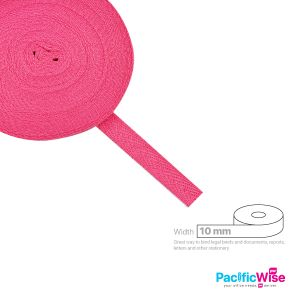 Pink Cotton Legal Tape