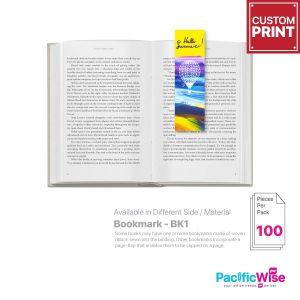Customized Printing Bookmark (BK1)