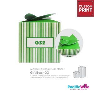 Customized Printing Gift Box (G2)
