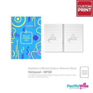 Customized Printing Notepad (NP3B)