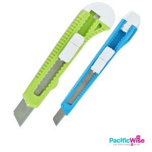 Cutter Knife/Utility Knife/Stationery Blade/Pisau Pemotong (2 Sizes)