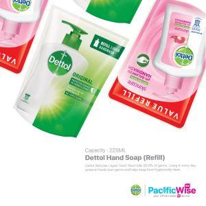Dettol Hand Soap Refill 225ml