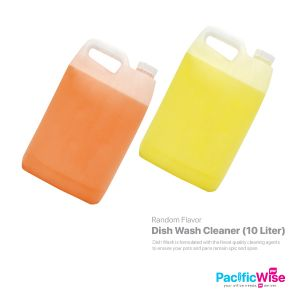 Dish Wash Cleaner - Liquid (10 Liter)