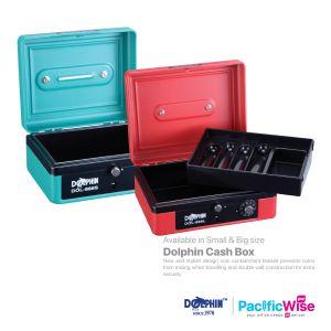 Dolphin/Cash Box/Kotak Tunai/Box/Small/Big/DOL-888S/DOL-888L