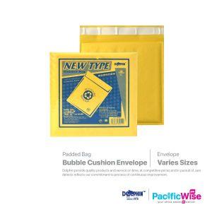 Dolphin/Bubble Cushion Envelope(Padded Bag)/Sampul Surat Bantal Gelembung(Beg Empuk)/Envelope/Peel & Seal
