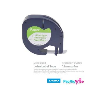 Dymo Letra Label Tape (Paper)