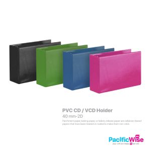 PVC CD & VCD File