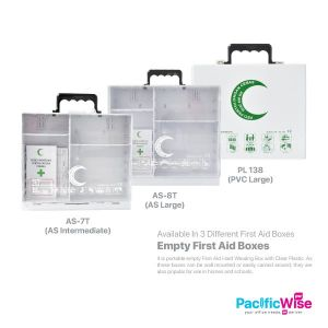 Empty First Aid Boxes