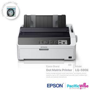 Epson Dot Matrix Printer LQ-590ii+USB Cable (1.5M)