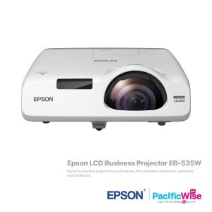 Epson LCD Business Projector EB-535W