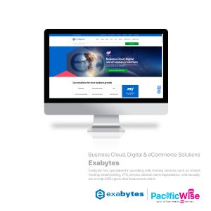 Exabytes Business Cloud, Digital & eCommerce Solutions
