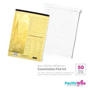 Examination Pad (A4)