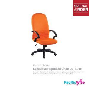 Executive Highback Chair/Kerusi Eksekutif Highback/DL-401H