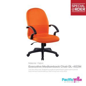 Executive Mediumback Chair/Kerusi Eksekutif Sederhana DL-402M