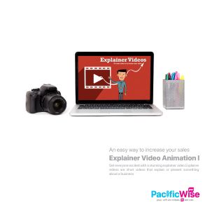 Explainer Video Animation I