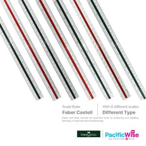 Faber Castell Scale Ruler