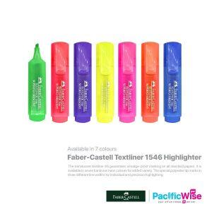 Faber Castell/Highlighter/Penyorot/Writing Pen/Textliner 1546/1.0-5.0mm