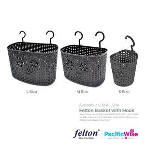 Felton Basket with Hook