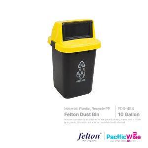 Felton Dust Bin 10 Gallon (FDB 494)