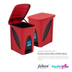 Felton Dust Bin 18 Litre (FDB 464)