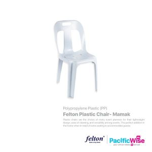 Felton Plastic Chair (Mamak) FCA-3367