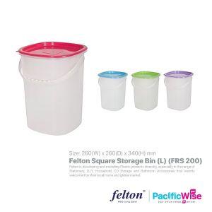 Felton Square Storage Bin (FRS 200)