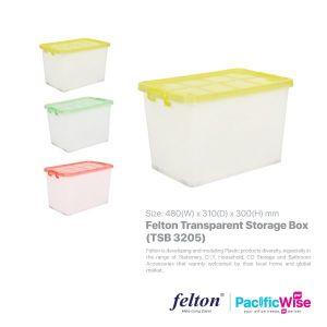 Felton Transparent Storage Box (TSB 3205)