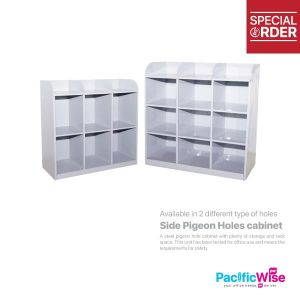 Side Pigeon Holes cabinet