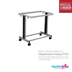 Filing Pocket Trolley FT115