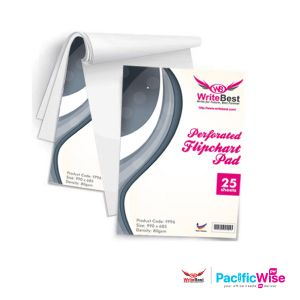 Paper Pad/Flip Chart Paper Pad/Pad Kertas Flip Chart (2 Sizes)