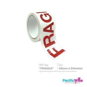 Opp Tape Fragile (48mm x 50meter)