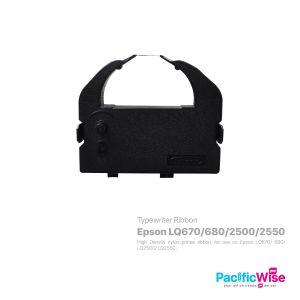 Typewriter Ribbon Epson LQ670 / 680 / 2500 / 2550