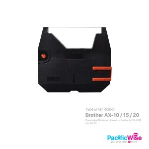 Typewriter Ribbon For Brother AX-10 / 15 / 20