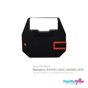 Typewriter Ribbon Nakajima AX150 / 200 / AE560 / 610
