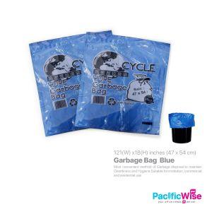 Garbage Bag Blue/Beg Sampah/Packing Product (30's)