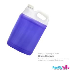 Glass Cleaner - Liquid (10 Liter)