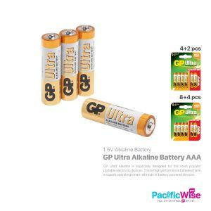 GP Alkaline Battery AAA