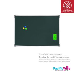 Green Board (With Magnet)
