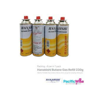 Hanabishi Butane Gas Refill 230g